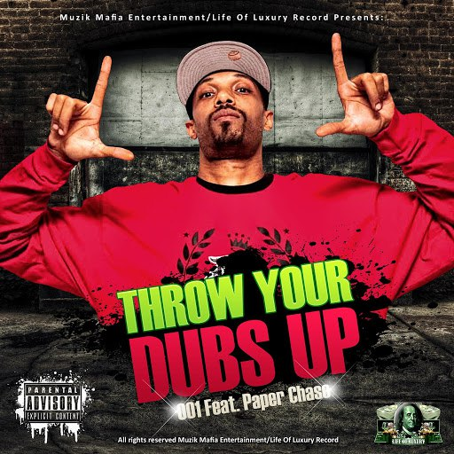 001 альбом Throw Your Dubs Up (feat. Paper Chase) [Remix]