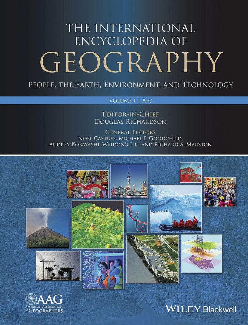 International Encyclopedia Geography, Volume People,