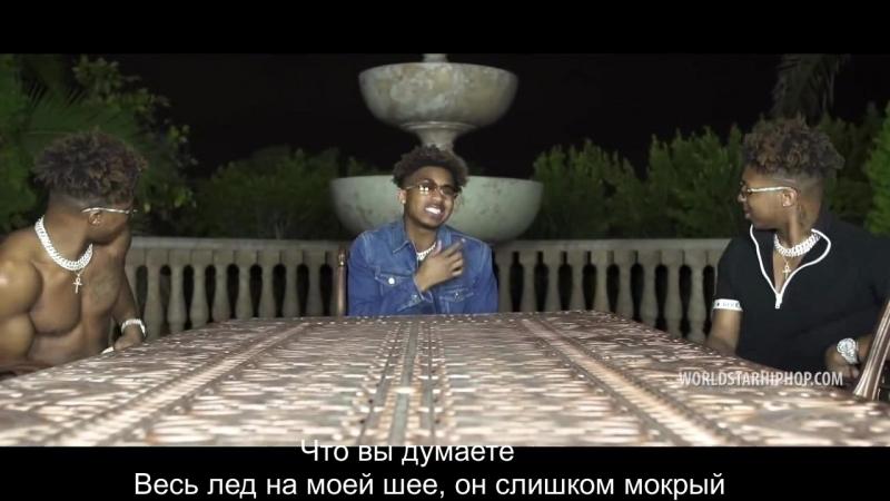 DDG - «GIVENCHY» [RUS SUB]