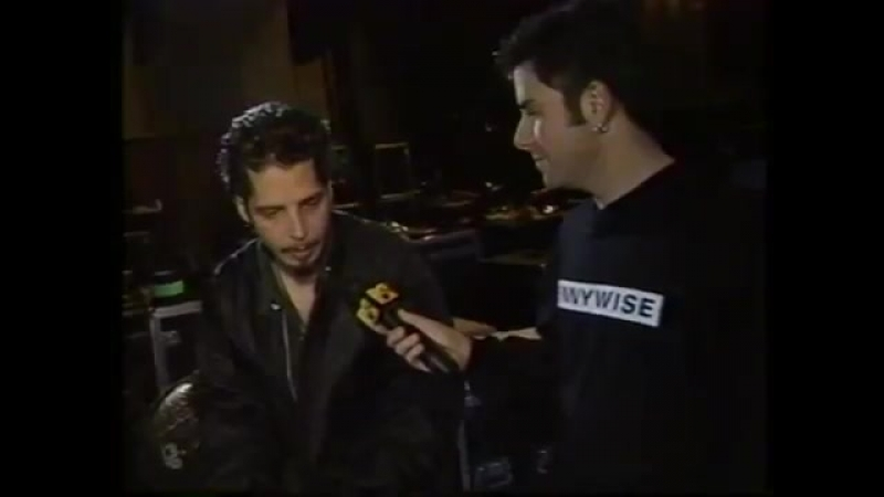Soundgarden Headbangers Ball in Seattle WA