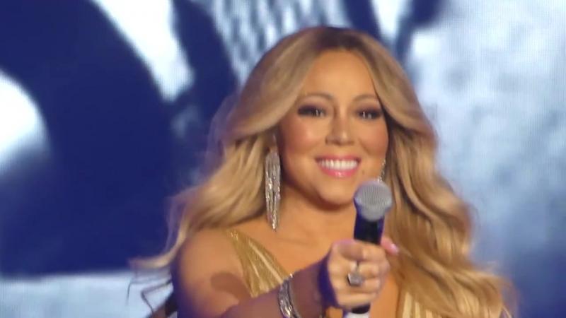 Mariah Carey Que je t'aime(live 2017)
