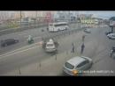 Серьёзная авария на Новорязанском шоссе, 16.09.2017 ДТП авария