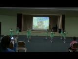 танцевальная жизнь 3 класса(премьера)