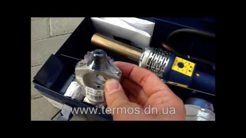 Стержневой паяльник Dytron Polys P 4а 650W PROFFI с насадками 16 63