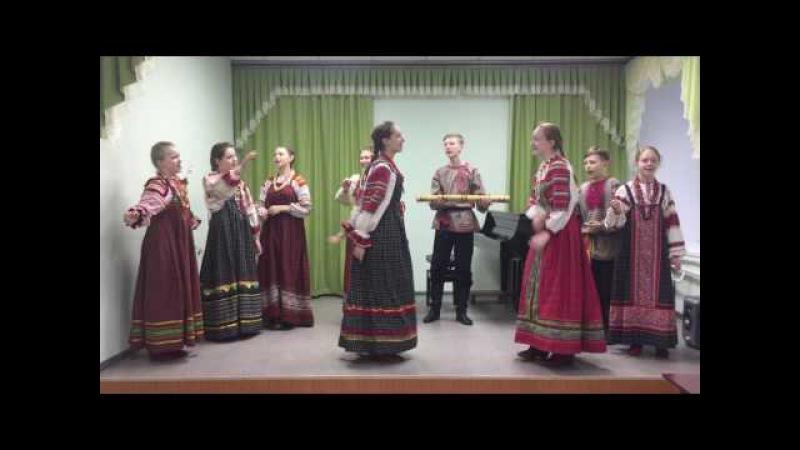 Народный фольклорный ансамбль «Ладушки», Тульская область