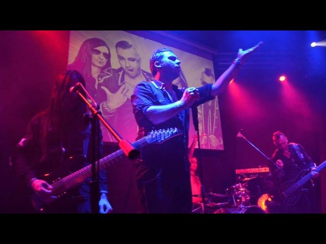 Stoneman - Gott went (14.10.2016 Moscow Mezzo Forte)