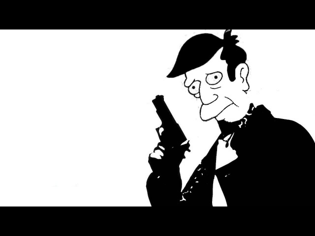 Steamed Hams, but it`s Max Payne comics