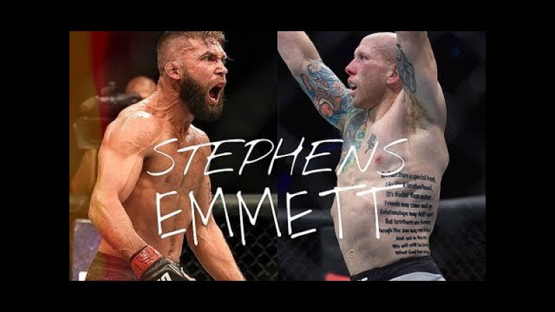 Jeremy Stephens vs Josh Emmett Who Will Make It Out Alive