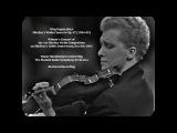 Oleg Kagan plays Sibelius's Violin Concerto, Op 47. HannikainenFRSO, 1965