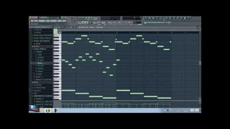 Как написать лирическую музыку в Fl studio 11,(by oldn1ck prod.)