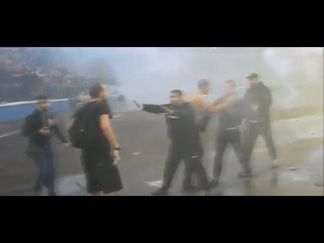 Фанати побили футболістів