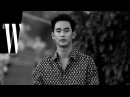 [W Korea] 김수현(Kim Soo Hyun) - July Cover Film