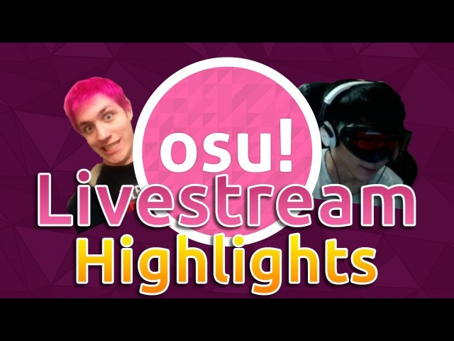 Osu! Livestream Highlights | Abyssal 740pp Reaction! Sodapoppin Reacts to Rafis! Angelsim God mode!