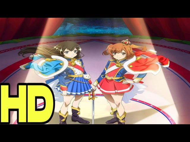 Полный четвёртый Трейлер Shoujo ☆ Kageki Revue Starlight Девичья опера Свет ревю Trailer промо 2018 рекламное промо