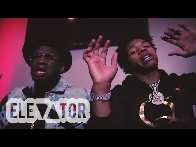 Kenny Gee - Check On Me ft. Lil Baby (Official Video)