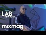 CARL CRAIG Detroit classics set in The Lab NYC
