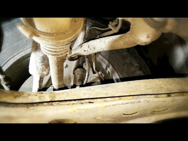 Ford Explorer IV Поломка на ровном месте
