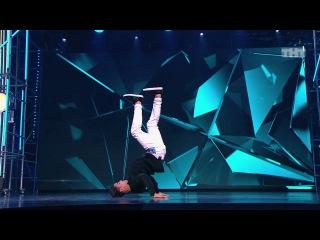 Танцы: Тагир (William_Patrick_Van_Alstine - Black_out_the_sun) (сезон 4, серия 7) из сериала Танцы смотрет...