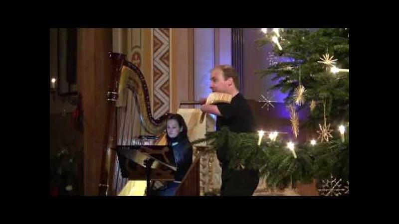 Telemann Sonate F-Dur - Matthias Schlubeck, Panflöte