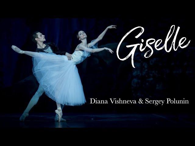Giselle - Sergey Polunin Diana Vishneva (Жизель Полунин Вишнева)