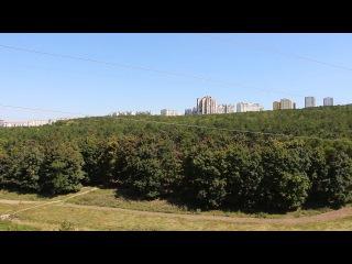 Поход в лес и наш район (Крым, Симферополь 2017)