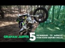 Graham Jarvis - 5 Techniques to Improve Your Hard Enduro Skills   RBS2S