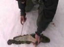 Icefishing saskatchewan with burbot cleaning