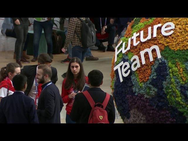 Форум «Россия— страна возможностей» собрал талантливых молодых людей изсотни стран. Новости. Первый канал
