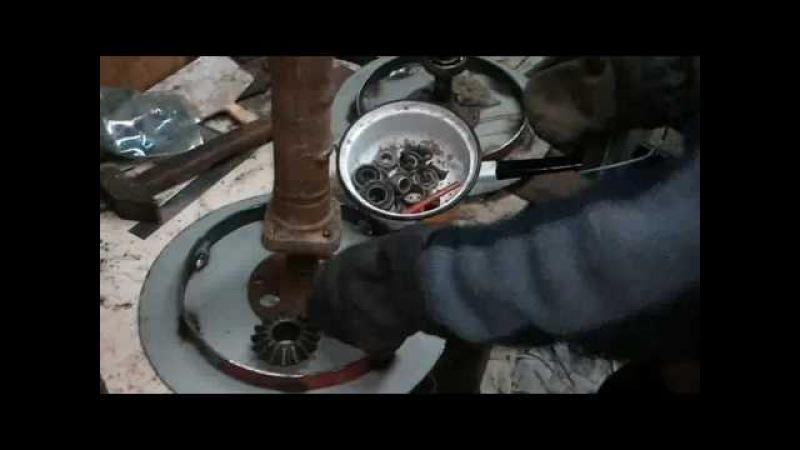 Роторная косилка для мини трактора своими руками 1