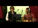 Амитабх Баччан исполняет песню из фильма -Ферзь.Индийское кино.