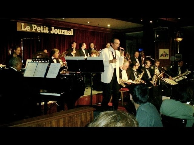 Samy Goz Big Band Ft. Show up Presents - THE LADY IS A TRAMP ( Live Video Medley 98 )