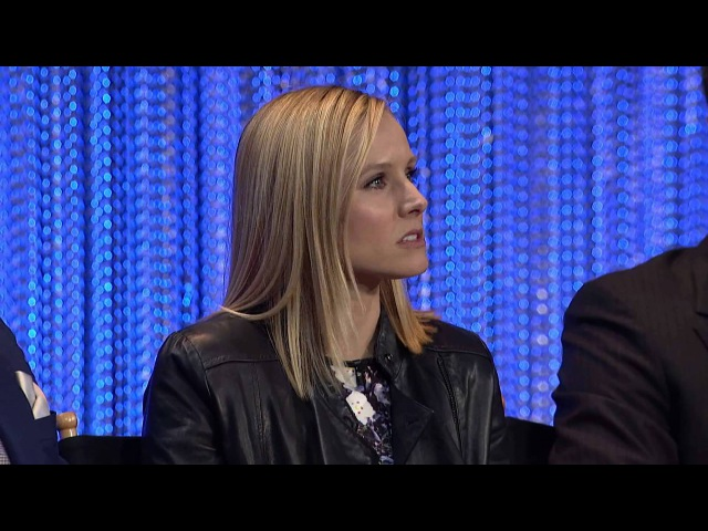 Veronica Mars - Rob Thomas, Kristen Bell, Jason Dohring on Fans and Logan/Veronica