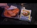 Как приготовить вкусное лососевое масло.Как сделать бутербродное масло с красной рыбой. /salmon oil