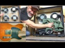 How does a completely STUFFED Marshall Speaker Cabinet sound like