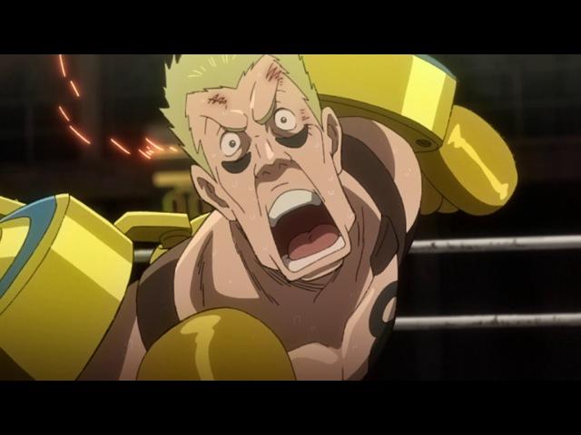 TVアニメ『メガロボクス』特報PV / Мегалобокс