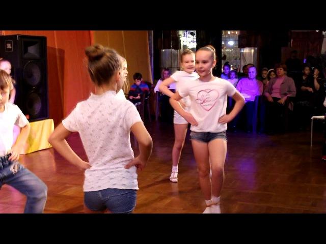Танец Джайв студия бального танца Престиж