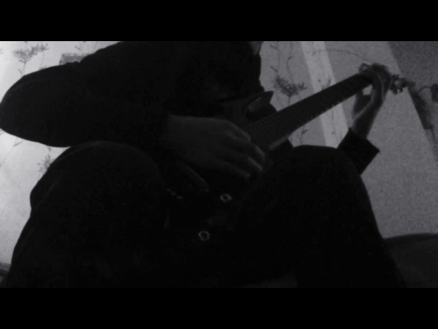 Hex hEx heX Crush the industry Dethklok guitar cover