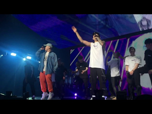 "[21.01.2018] Jay Park x Kirin - City Breeze (Concert ""ALL OF ME"" Day 2)"