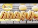 Sandwich Cookies and French Macarons Bake with Anna Olson Season 1 Episode 15