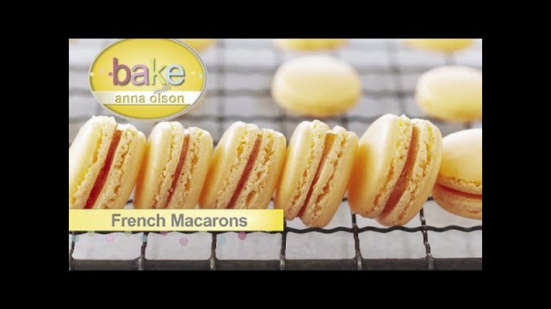 Sandwich Cookies and French Macarons - Bake with Anna Olson - Season 1 - Episode 15