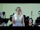 Марина Зайцева l Оркестр русских народных инструментов ПЕРЕЗВОНЫ