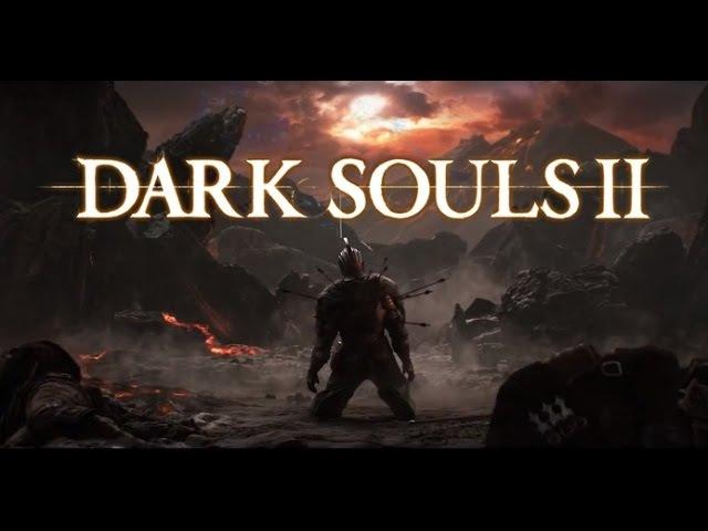 Прохождение Dark Souls 2 маг / mage - №21 Босс Демон из Плавильни / Boss Smelter Demon