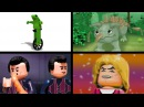 MOST FAMOUS MEMES | IN LEGO (STOP MOTION)
