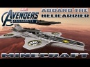 MINECRAFT ABOARD THE AVENGERS S.H.I.E.L.D. HELICARRIER