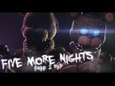 FNaF SFM Collab Five More Nights by JT Machinima FNAF2 Rap