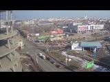 Сбили пешехода на перекрестке Боевая - Бакинская