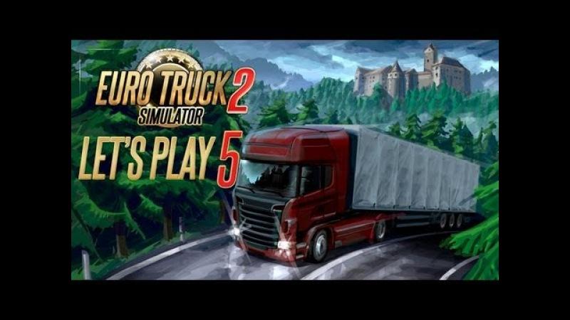 Euro Truck Simulator 2: За рулем по Европе [5]