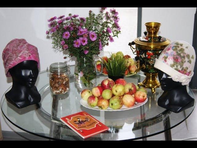 18.10.17 г. Ушло ТЕПЛО с полей... - о Красавице Русской Осени!...