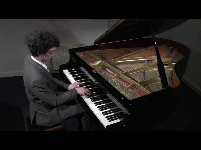 Проверка миграции Shadow of the Colossus ~ Concert for Solo Piano