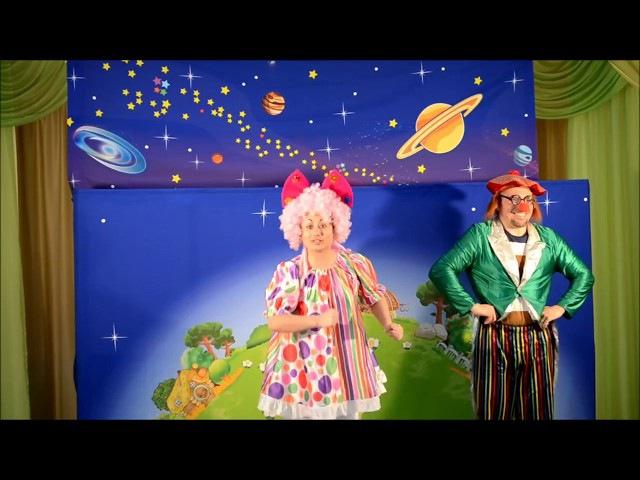 кукольный спектакль театра СКАЗ Космическая одиссея